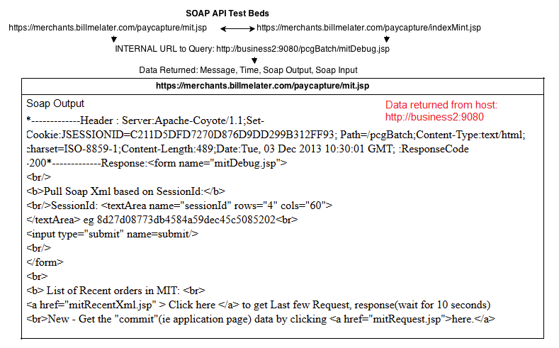 Accessing PayPal's internal network - the critical nature of SSRF